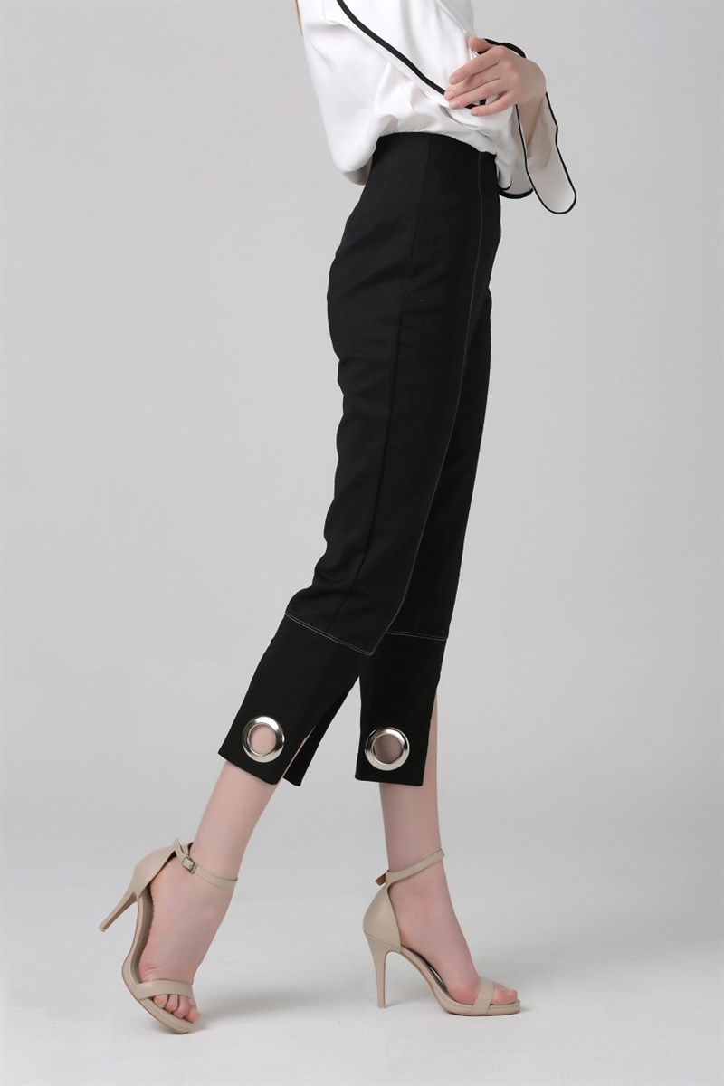 Circular Ring Trousers