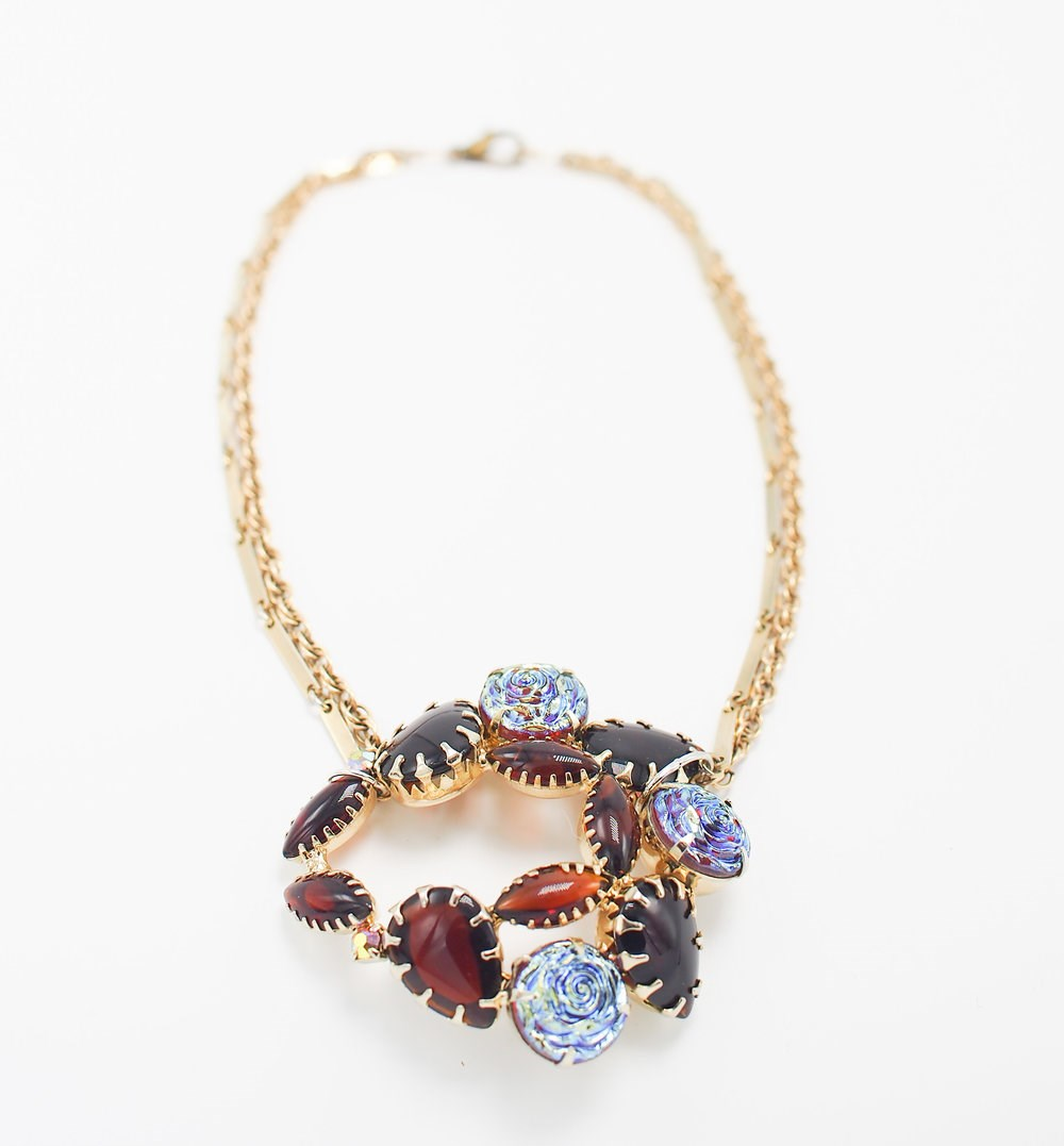 Adley Statement Necklace